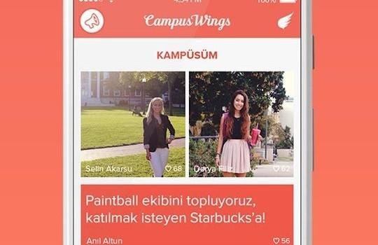 CampusWings Ekran Görüntüleri - 4
