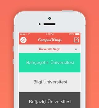 CampusWings Ekran Görüntüleri - 3