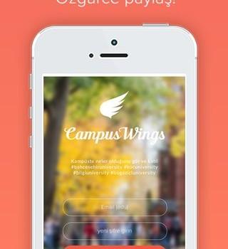 CampusWings Ekran Görüntüleri - 1