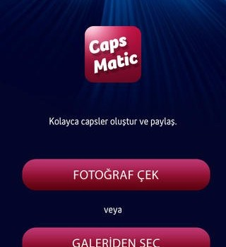 CapsMatic Ekran Görüntüleri - 1