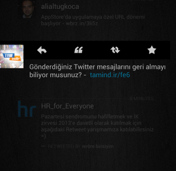 Carbon for Twitter Ekran Görüntüleri - 3