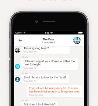 Charge Messenger Ekran Görüntüleri - 4