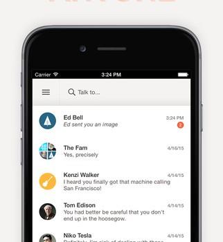 Charge Messenger Ekran Görüntüleri - 5