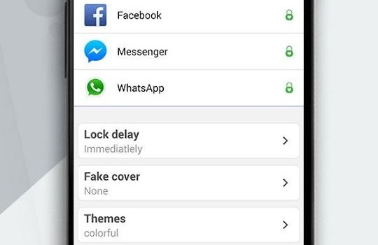 Chat Lock Ekran Görüntüleri - 2