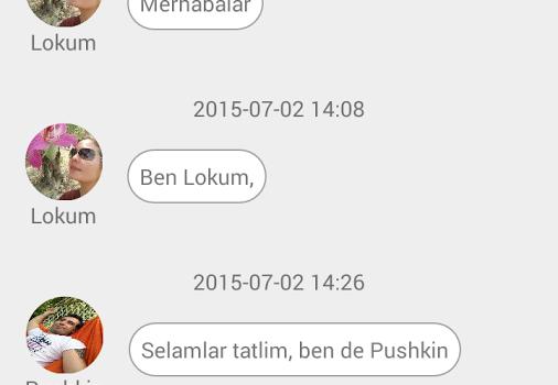 Chat Meydanım Ekran Görüntüleri - 5
