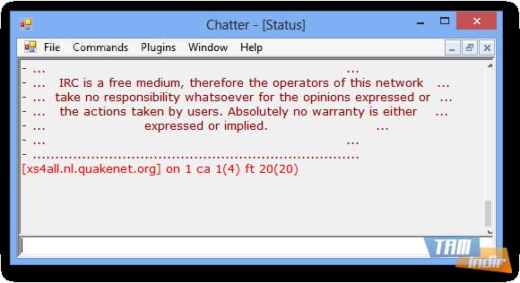 Chatter Ekran Görüntüleri - 2