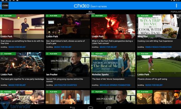 Chideo Ekran Görüntüleri - 3