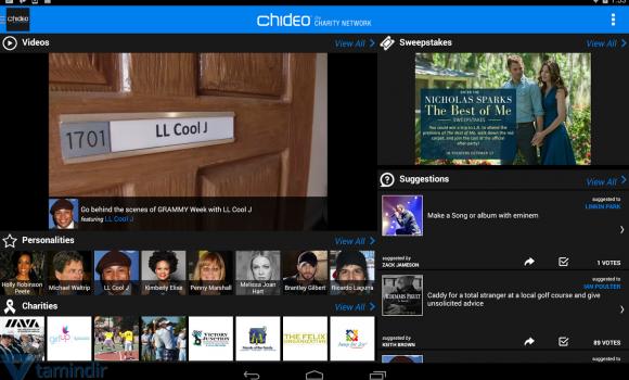 Chideo Ekran Görüntüleri - 5