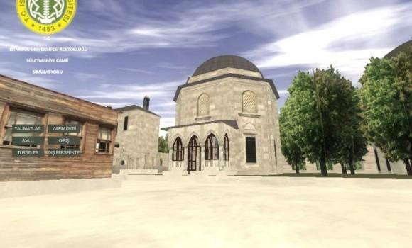 Cihan Hükümdarı: Süleymaniye Camii Simülasyonu Ekran Görüntüleri - 2