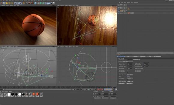 Cinema 4D Studio Ekran Görüntüleri - 2