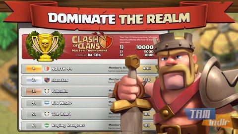 Clash of Clans Ekran Görüntüleri - 1