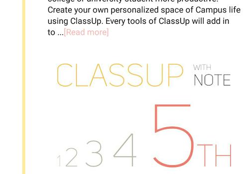 ClassUp Ekran Görüntüleri - 4