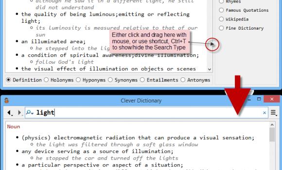 Clever Dictionary Ekran Görüntüleri - 5