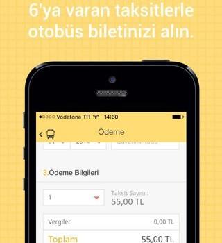 ClickBus Ekran Görüntüleri - 3
