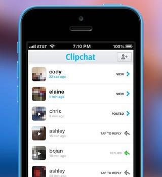 Clipchat Ekran Görüntüleri - 5