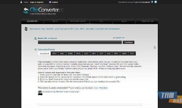 ClipConverter Ekran Görüntüleri - 4