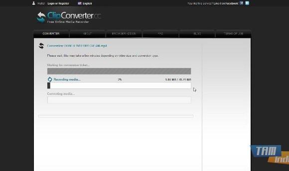 ClipConverter Ekran Görüntüleri - 2
