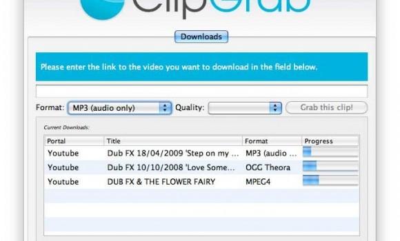 ClipGrab Ekran Görüntüleri - 3