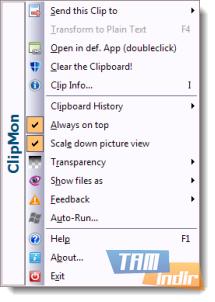 ClipMon Ekran Görüntüleri - 5