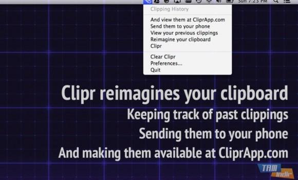 Clipr Ekran Görüntüleri - 1