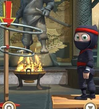 Clumsy Ninja Ekran Görüntüleri - 1