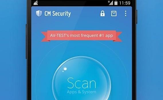 CM Security Antivirus AppLock Ekran Görüntüleri - 3