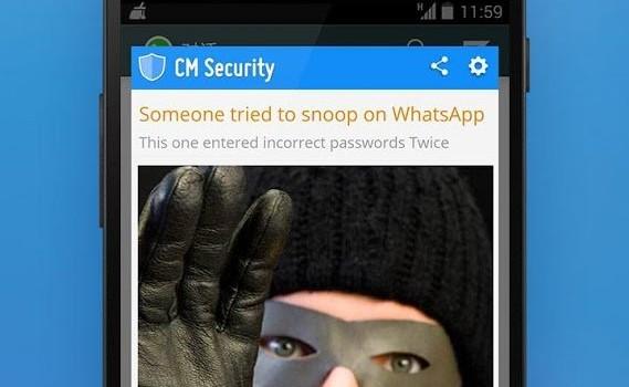 CM Security Antivirus AppLock Ekran Görüntüleri - 2