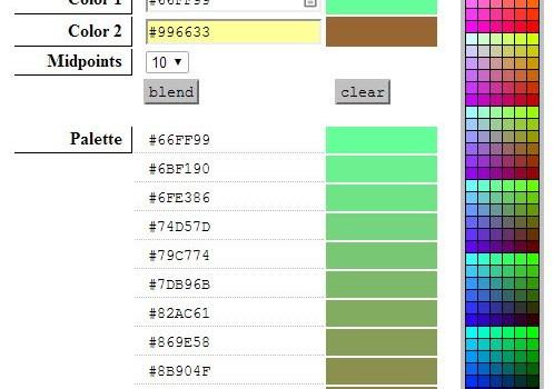 Color Blender Ekran Görüntüleri - 1