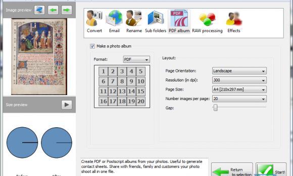 Contenta Converter BASIC Ekran Görüntüleri - 3