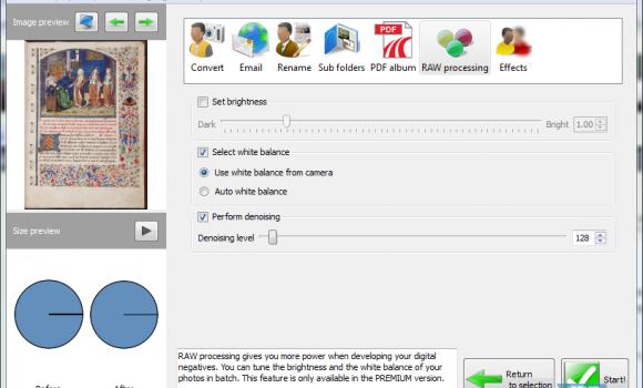 Contenta Converter BASIC Ekran Görüntüleri - 2