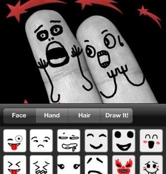 Cool Finger Faces Ekran Görüntüleri - 5