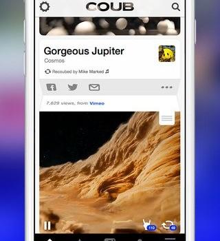 Coub Ekran Görüntüleri - 2