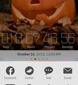 Countdown+ Event Reminders Lite Ekran Görüntüleri - 3