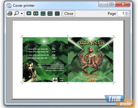 Cover Printer Ekran Görüntüleri - 3