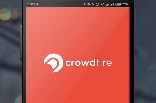 Crowdfire Ekran Görüntüleri - 1