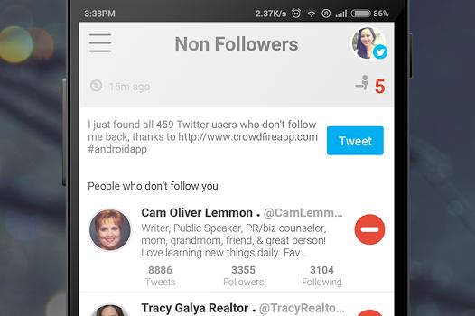 Crowdfire Ekran Görüntüleri - 2