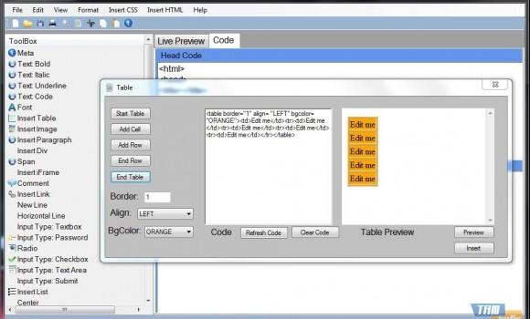 CSS HTML Notepad Ekran Görüntüleri - 2