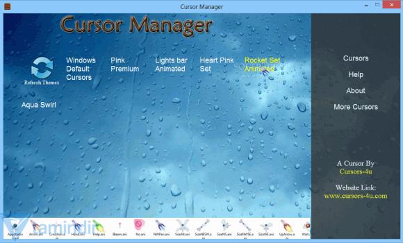 Cursor Manager Ekran Görüntüleri - 2