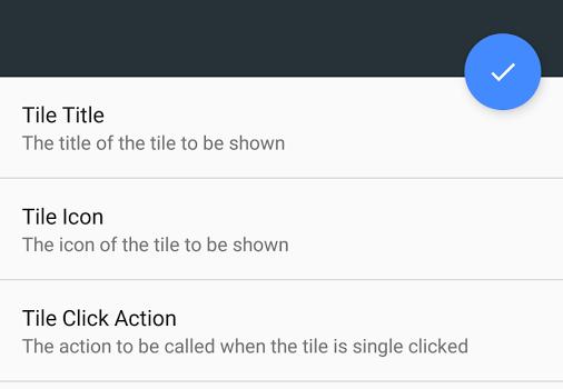 Custom Quick Settings Ekran Görüntüleri - 1