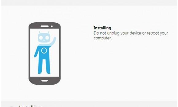 CyanogenMod Installer Ekran Görüntüleri - 4