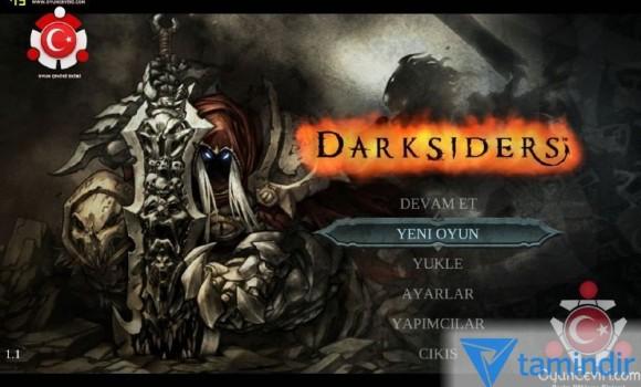 Darksiders Türkçe Yama Ekran Görüntüleri - 2