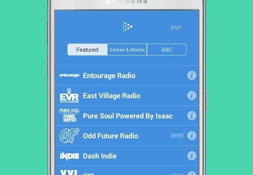 Dash Radio Ekran Görüntüleri - 5