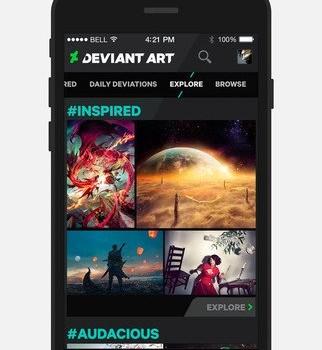DeviantArt Ekran Görüntüleri - 2
