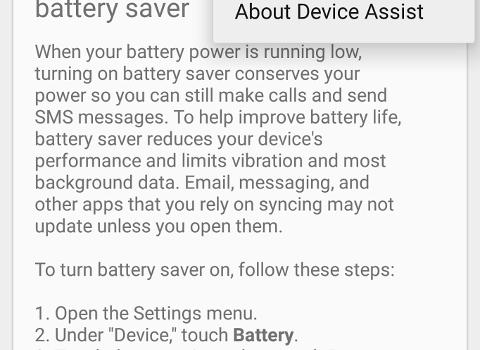 Device Assist Ekran Görüntüleri - 5