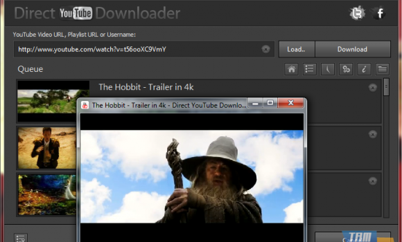 Direct Video Downloader Ekran Görüntüleri - 2