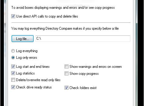 Directory Compare Ekran Görüntüleri - 1