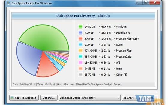DiskBoss Network Ekran Görüntüleri - 2