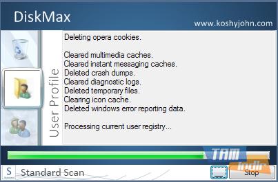 DiskMax Ekran Görüntüleri - 4