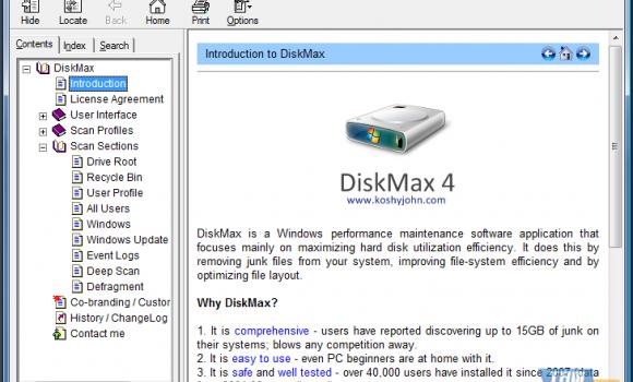 DiskMax Ekran Görüntüleri - 1