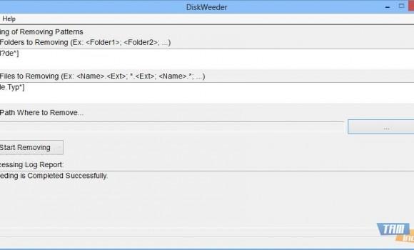 DiskWeeder Ekran Görüntüleri - 1
